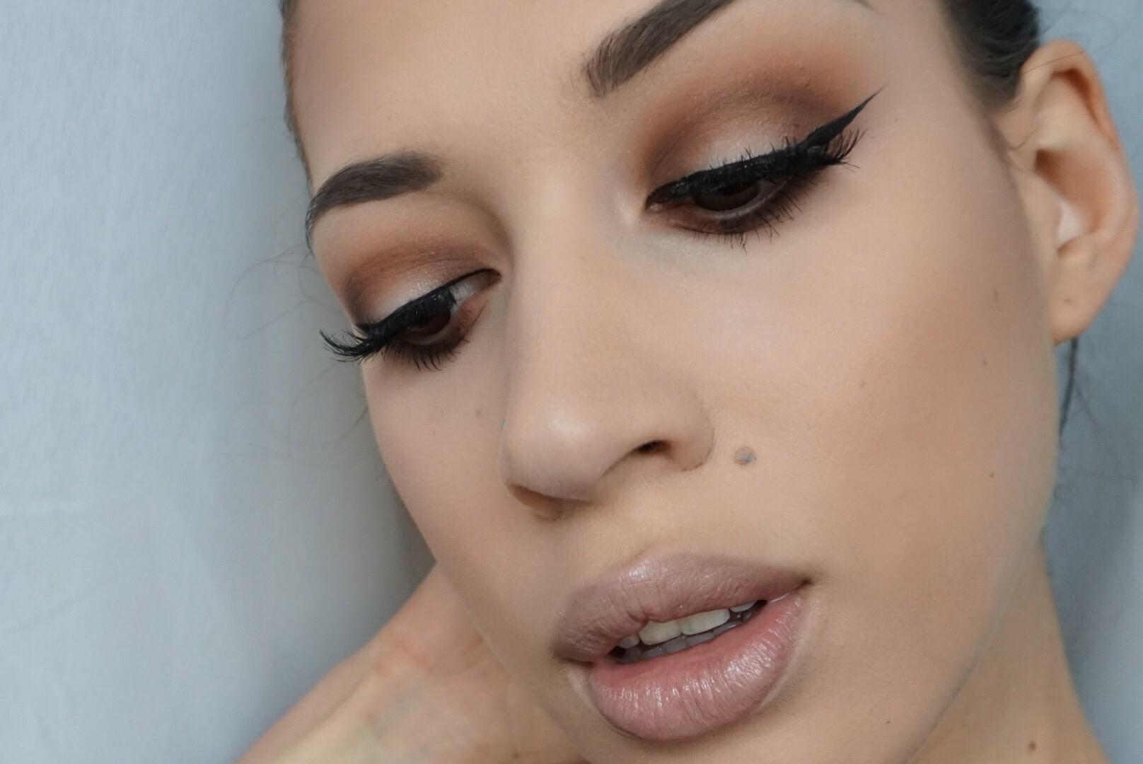 Self makeup 1